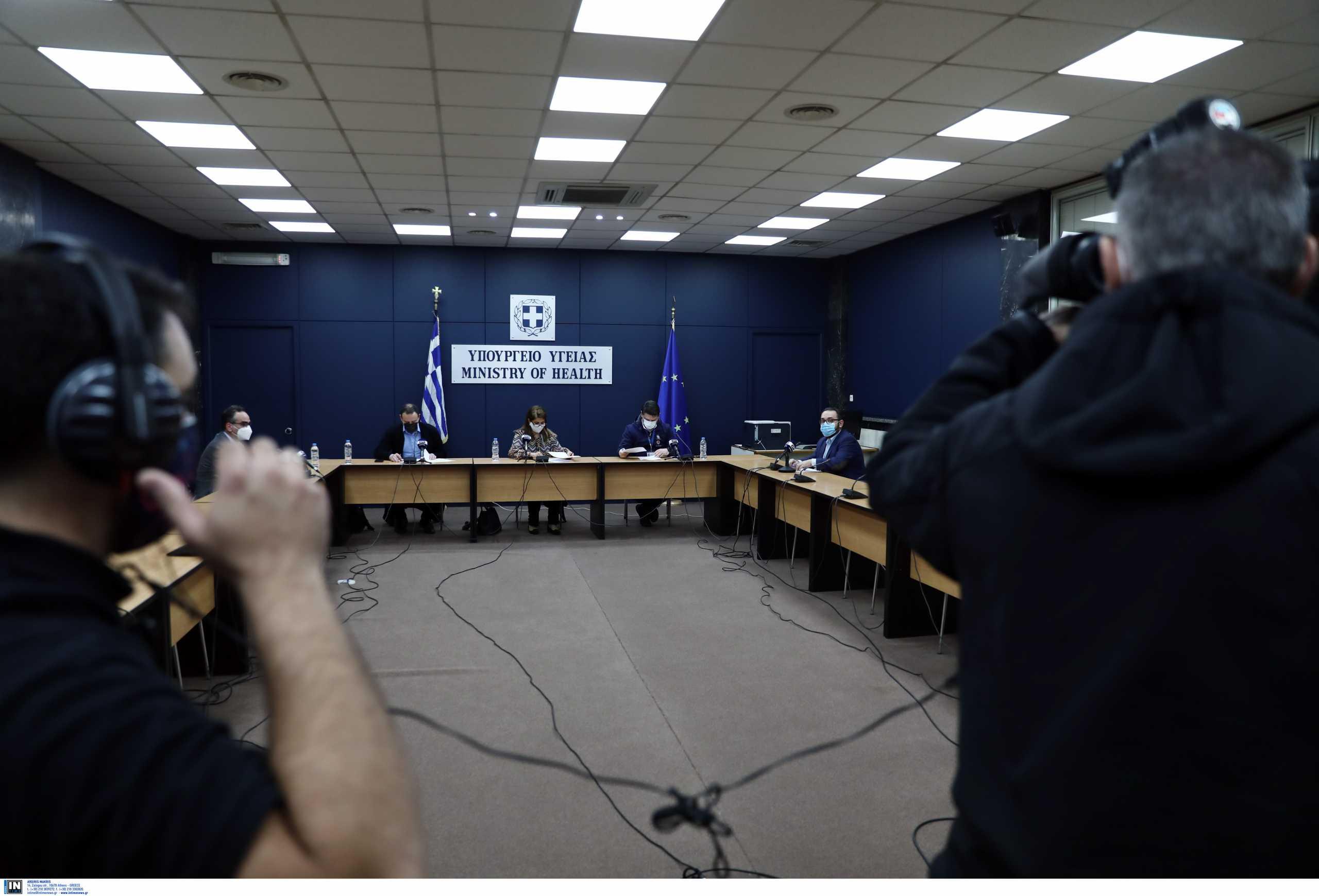 Κορονοϊός: Όλες οι ανακοινώσεις για σχολεία, ψάρεμα, κυνήγι - Παραμένει το lockdown για μια εβδομάδα