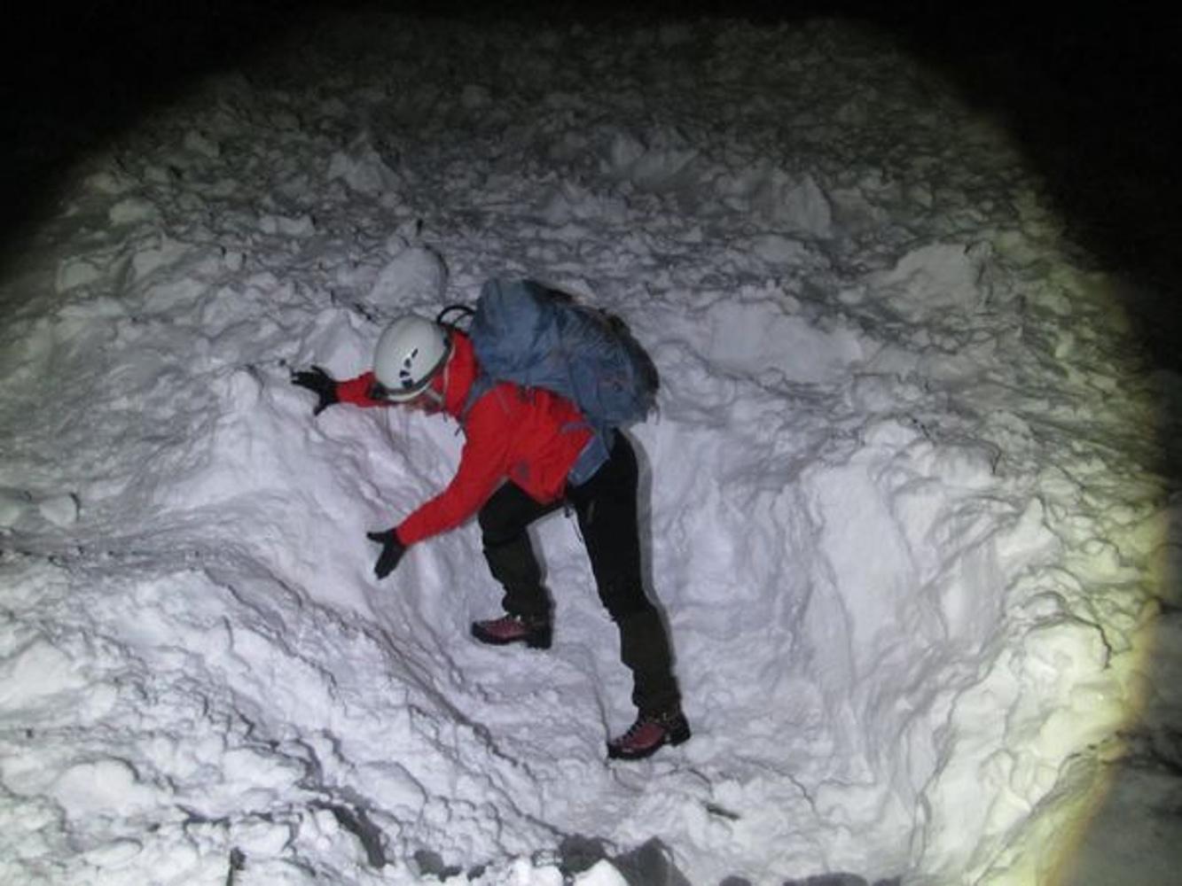 Προειδοποίηση από την Ελληνική Ομάδα Διάσωσης: Μεγάλος ο κίνδυνος από τις χιονοστιβάδες