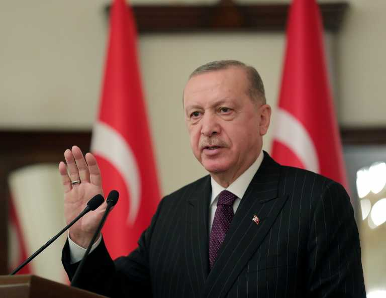Ερντογάν: Είμαι θετικός σε μια συνάντηση με Μητσοτάκη