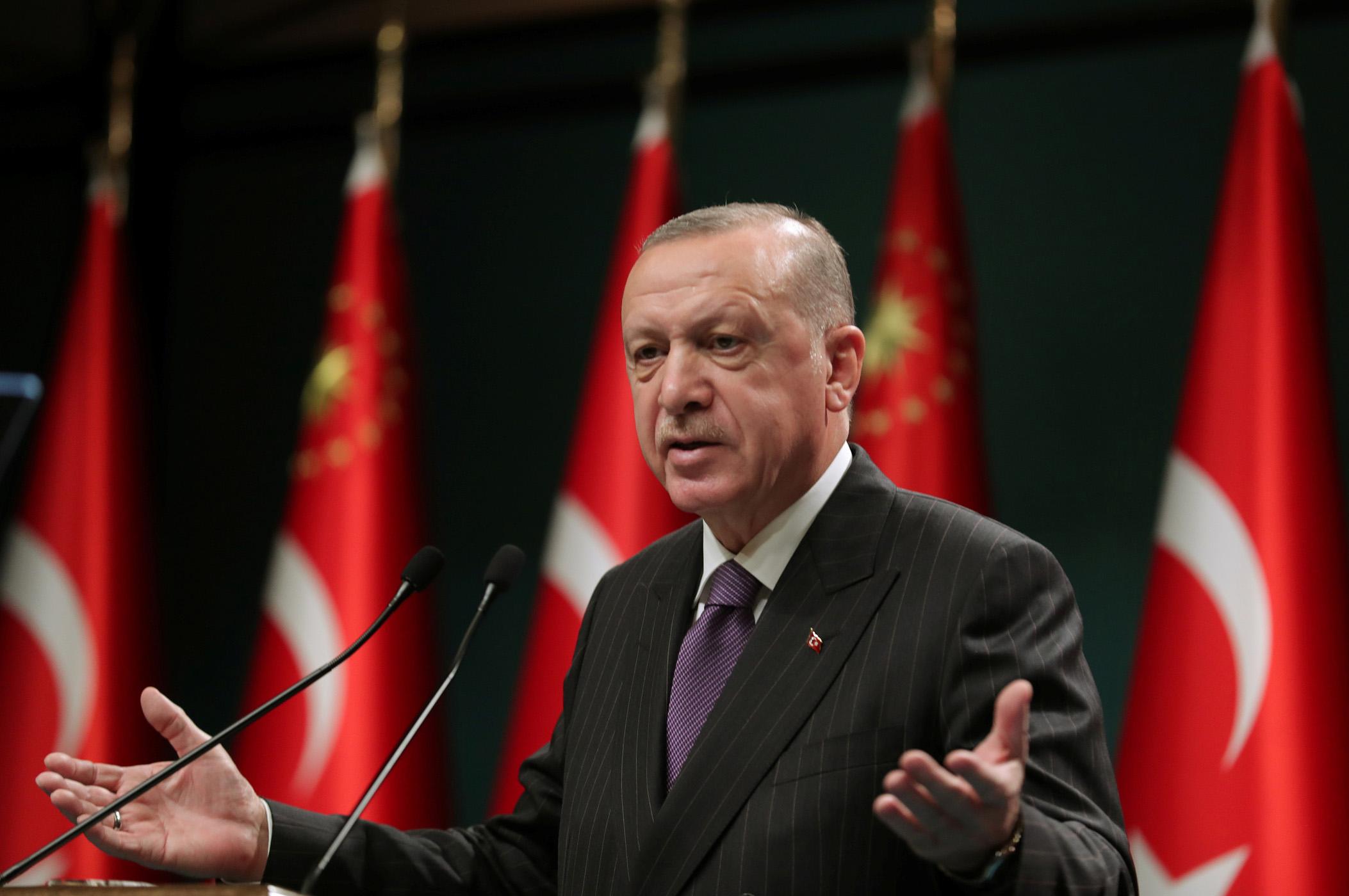 Γενοκτονία Αρμενίων: «Σιγοβράζει» ο Ερντογάν – Πόνεσε η «Constantinople» του Μπάιντεν