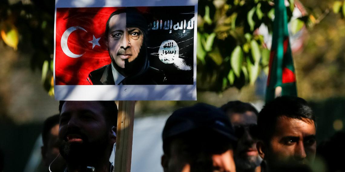 Έκθεση-βόμβα των ΗΠΑ: Υποψίες ότι η Τουρκία παραμένει «πλυντήριο» του ISIS