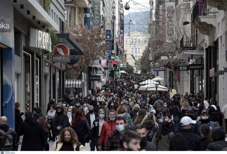 Κορονοϊός: Συνωστισμός και μεταλλαγμένος ιός προκαλούν «πονοκέφαλο»