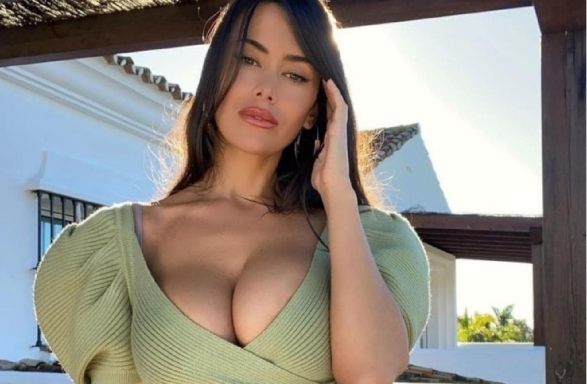 Το σέξι μπούστο της Eva Padlock θα σε στείλει αδιάβαστο