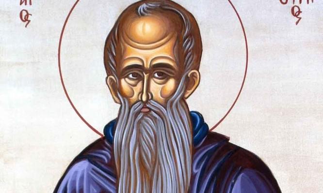 Ποιος ήταν ο Άγιος Ευθύμιος που γιορτάζει σήμερα;
