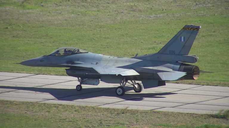 Το «μήνυμα» ΥΕΘΑ Παναγιωτόπουλου για το πρώτο ελληνικό μαχητικό αεροσκάφος F-16 Viper [pic]