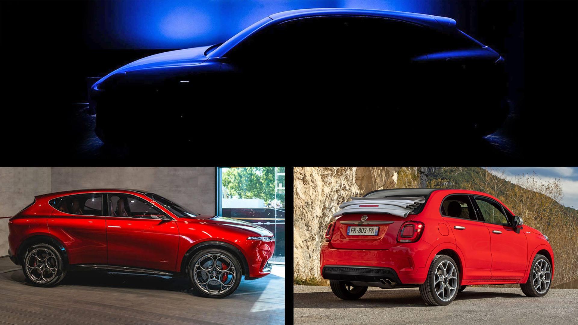 Τρία νέα SUV από την FCA για εφέτος [pics]