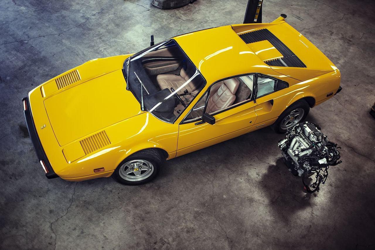 Έβαλε στη Ferrari του κινητήρα… Honda για περισσότερη ισχύ και αξιοπιστία! [vids]