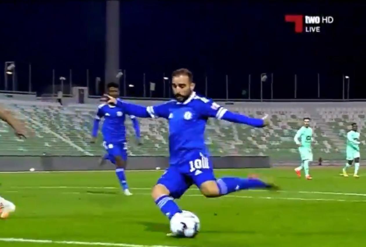 Φοβερός Φετφατζίδης, δύο γκολ σε επτά λεπτά (video)