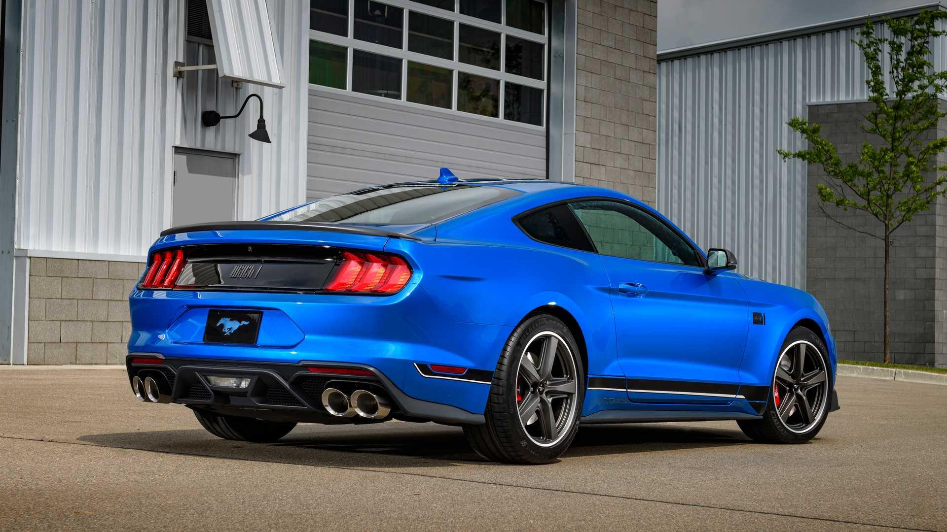 Ford Mustang: Το μέλλον της είναι εγγυημένο