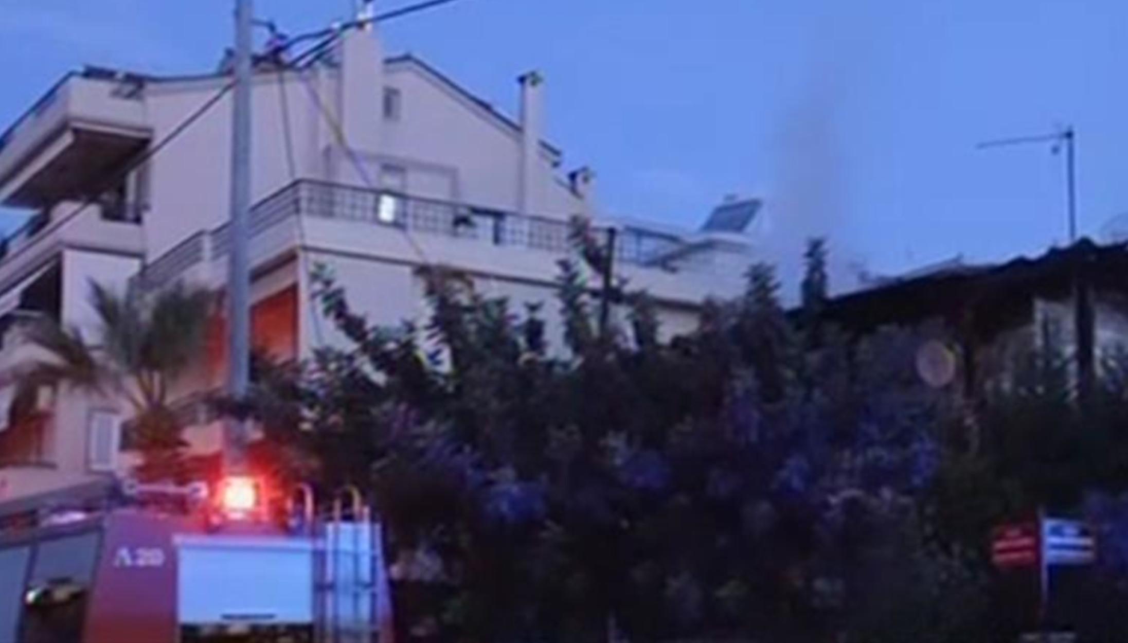 Φωτιά στην Μεταμόρφωση: Τι δηλώνει ο γιος του ηλικιωμένου που κάηκε ζωντανός
