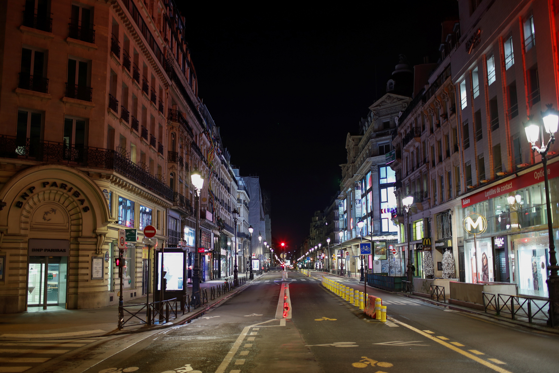 Γαλλία – κορονοϊός: Πιθανή χαλάρωση των μέτρων από τα μέσα Απριλίου