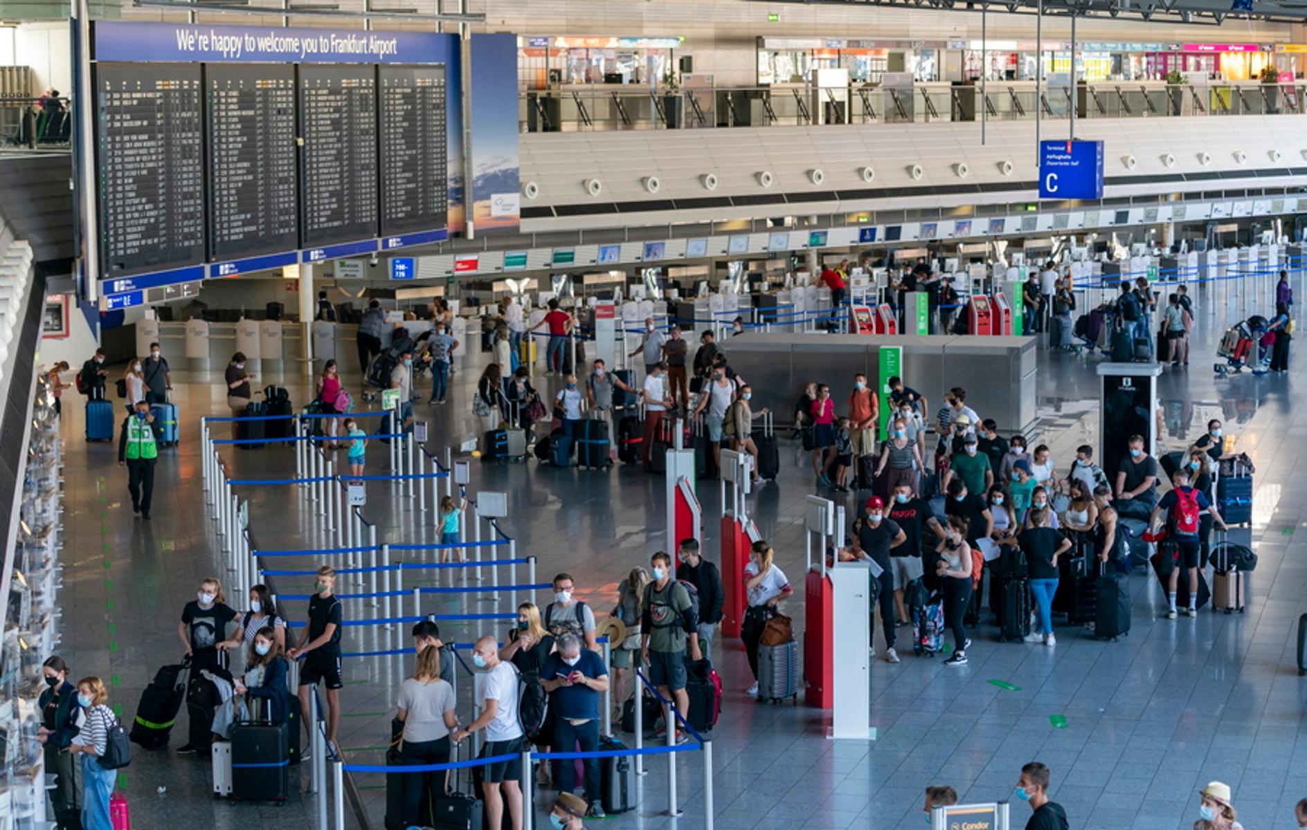Γερμανία: Σκέψεις για μηδενισμό των διεθνών πτήσεων στο εσωτερικό της