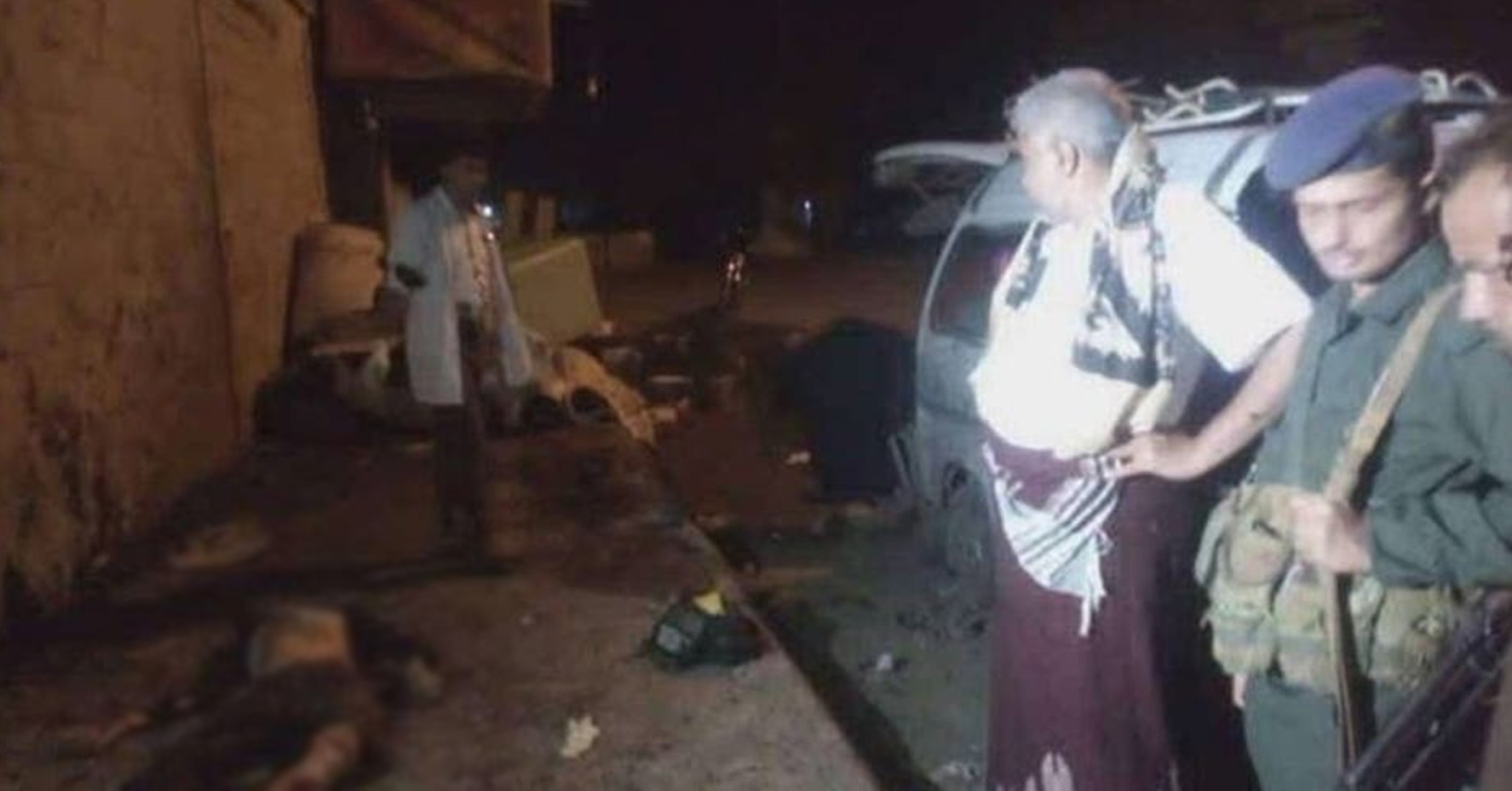 Λουτρό αίματος σε γάμο στην Υεμένη – Σκληρές εικόνες (video)