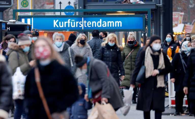 Ο κορονοϊός φέρνει αυστηρότερο lockdown στη Γερμανία