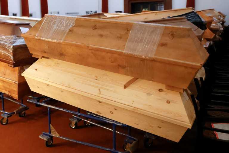 Γερμανία: Νέο εφιαλτικό 24ωρο με 1.148 νεκρούς από κορονοϊό