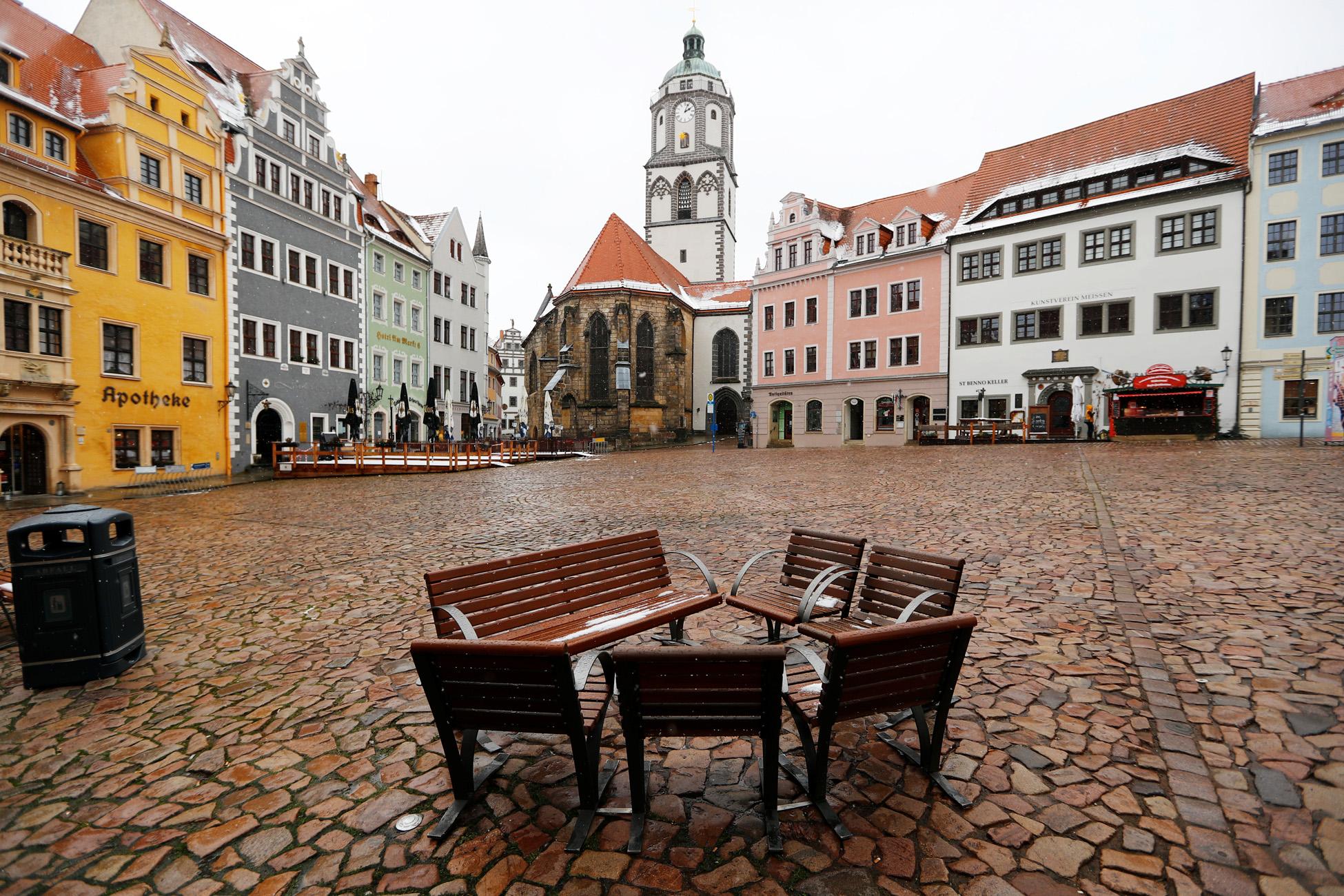 Γερμανία: Ξεπέρασαν τους 45.000 οι νεκροί από κορονοϊό