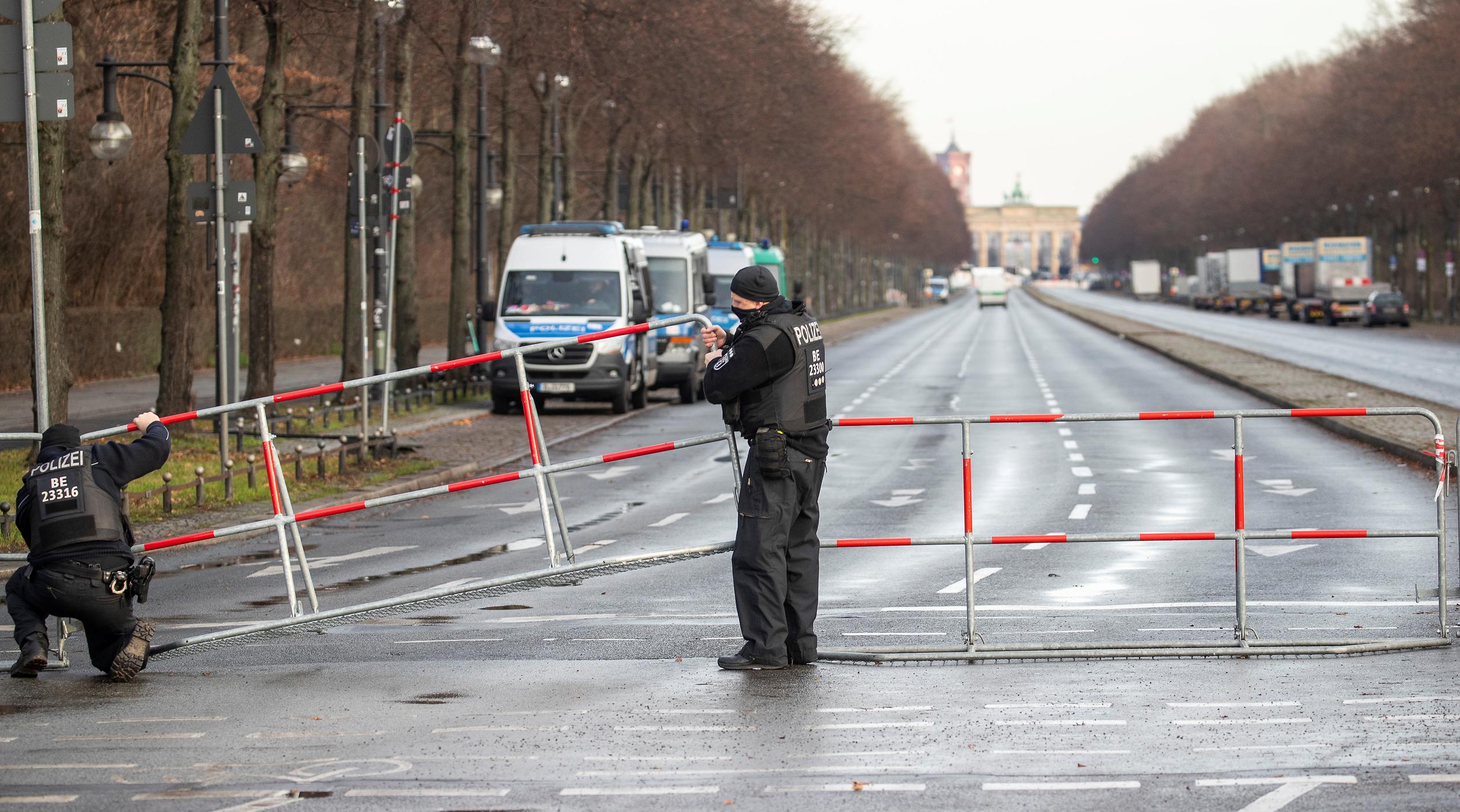 Γερμανία: Ετοιμάζεται για παράταση lockdown και μετά τις 10 Ιανουαρίου