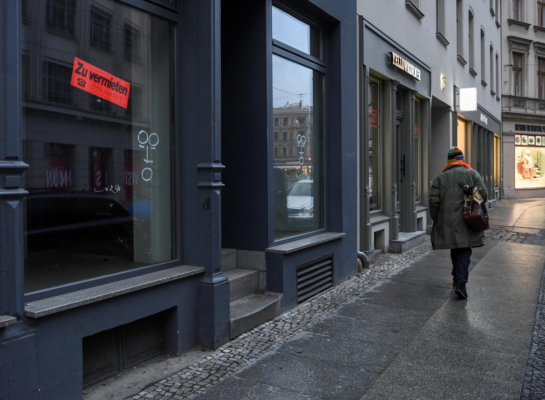 Γερμανία: Τα κρατίδια συμφώνησαν σε παράταση lockdown για ακόμη 3 εβδομάδες