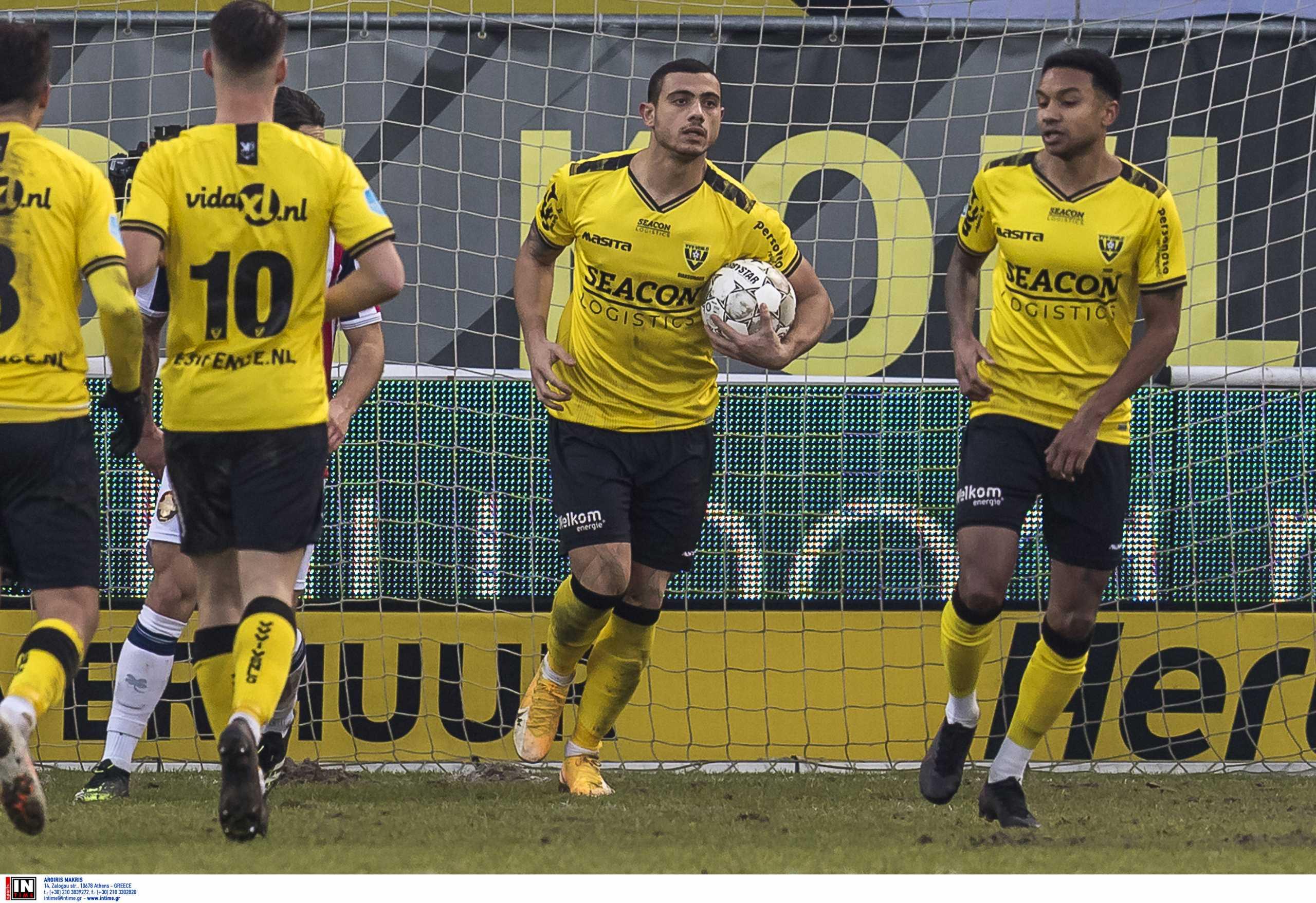 Ο Γιακουμάκης «εκτέλεσε» τον Άγιαξ και έφτασε τα 26 γκολ αλλά η Φένλο υποβιβάστηκε