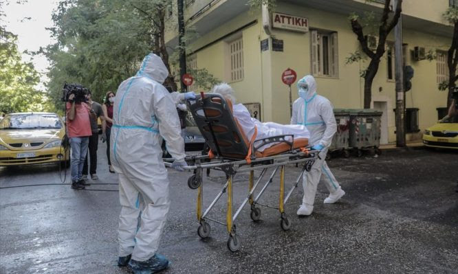 Κορονοϊός: 12 ηλικιωμένοι στο νοσοκομείο από διασπορά σε οίκο ευγηρίας – Δεκάδες κρούσματα