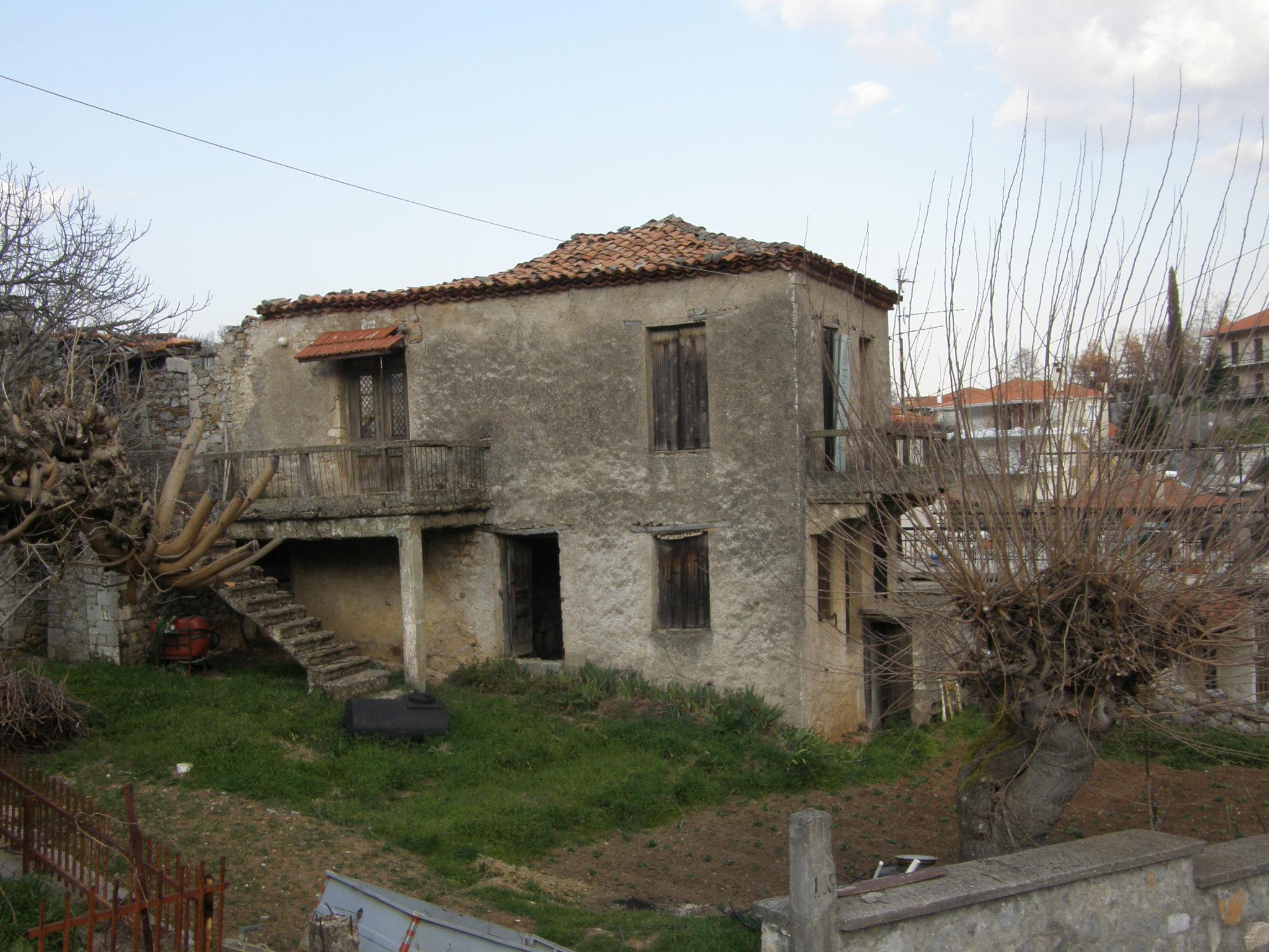 Μνημείο το σπίτι που γεννήθηκε ο Νίκος Γκάτσος (pics)