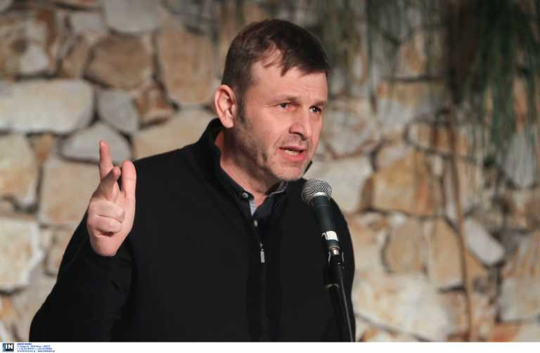 Απόστολος Γκλέτσος: Μάλλον είμαι θετικός στον κορονοϊό