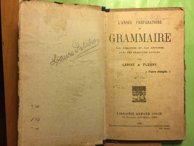 Ολοκαύτωμα: Το βιβλίο της γραμματικής που έκρυβε την θλιβερή ιστορία ενός κοριτσιού