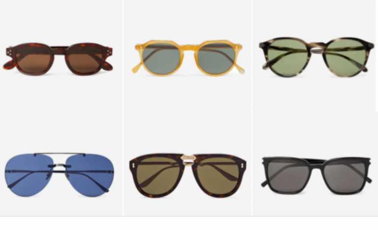Τα 4 στυλ γυαλιών ηλίου που ταιριάζουν στο πρόσωπο σου