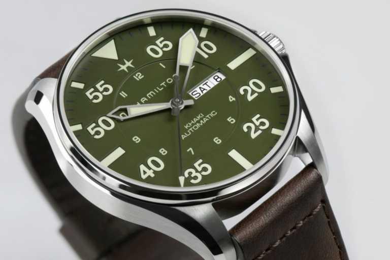 Ένα πανέμορφο ρολόι με έμπνευση τους πιλότους του Β' Παγκοσμίου Πολέμου