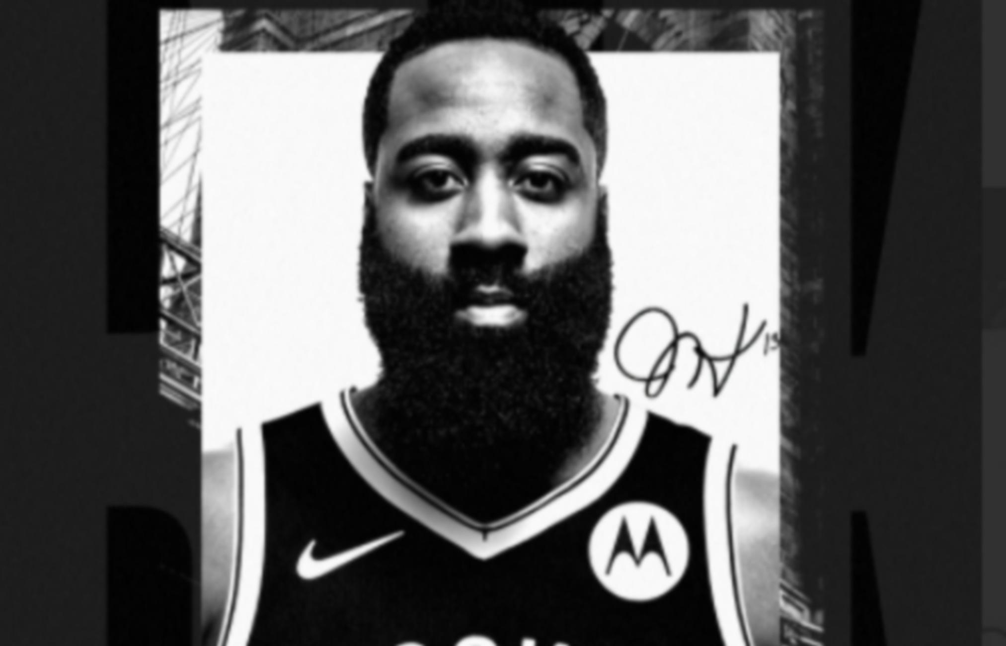 «Βόμβα» και επίσημα στο NBA: Ανακοίνωσαν Χάρντεν οι Μπρούκλιν Νετς (pics)
