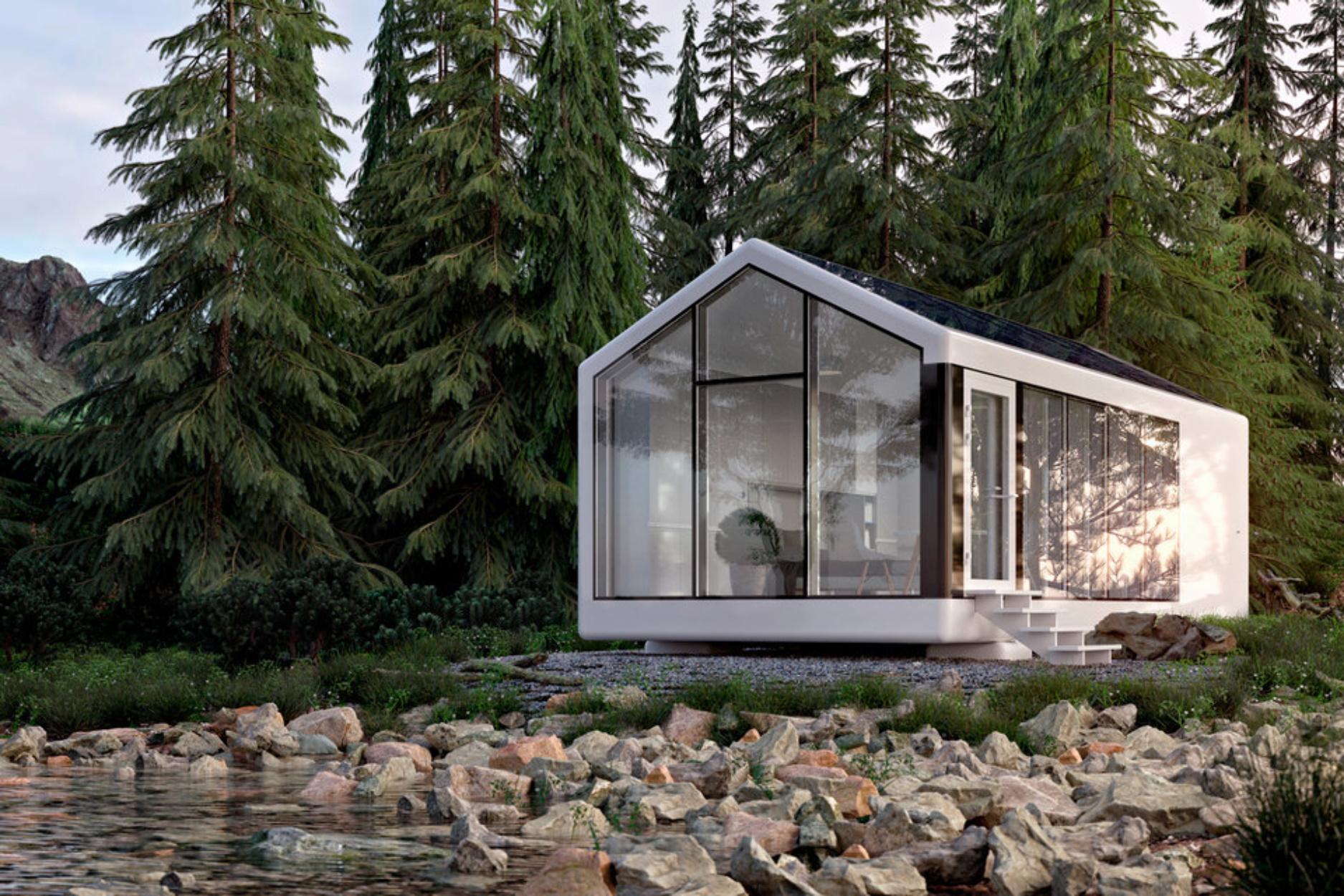 Αν η Apple και η Tesla δημιουργούσαν μαζί ένα σπίτι, θα ήταν αυτό!