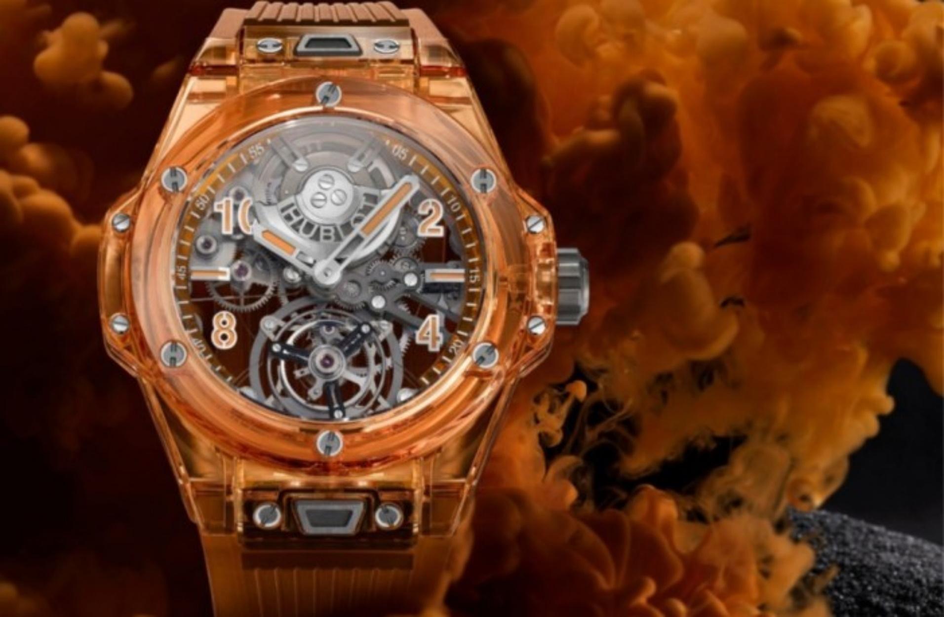 Το νέο ρολόι της Hublot κοστίζει 169.000 δολάρια και… όχι άδικα!