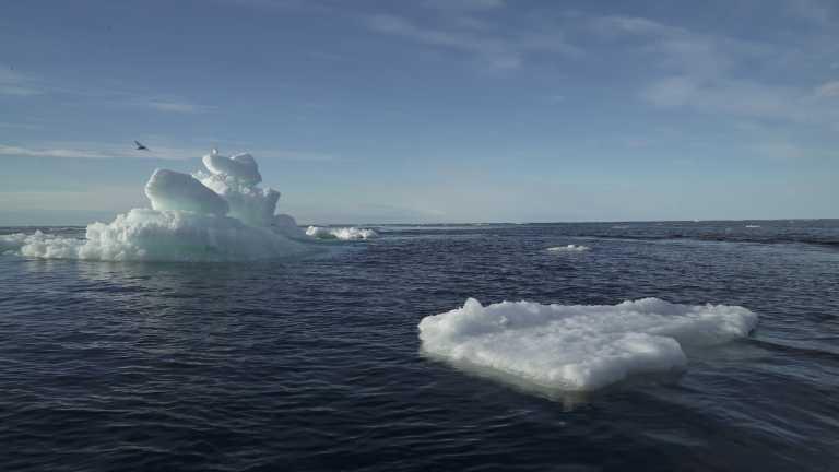 Η Γη χάνει 1,3 τρισ. τόνους πάγων κάθε χρόνο
