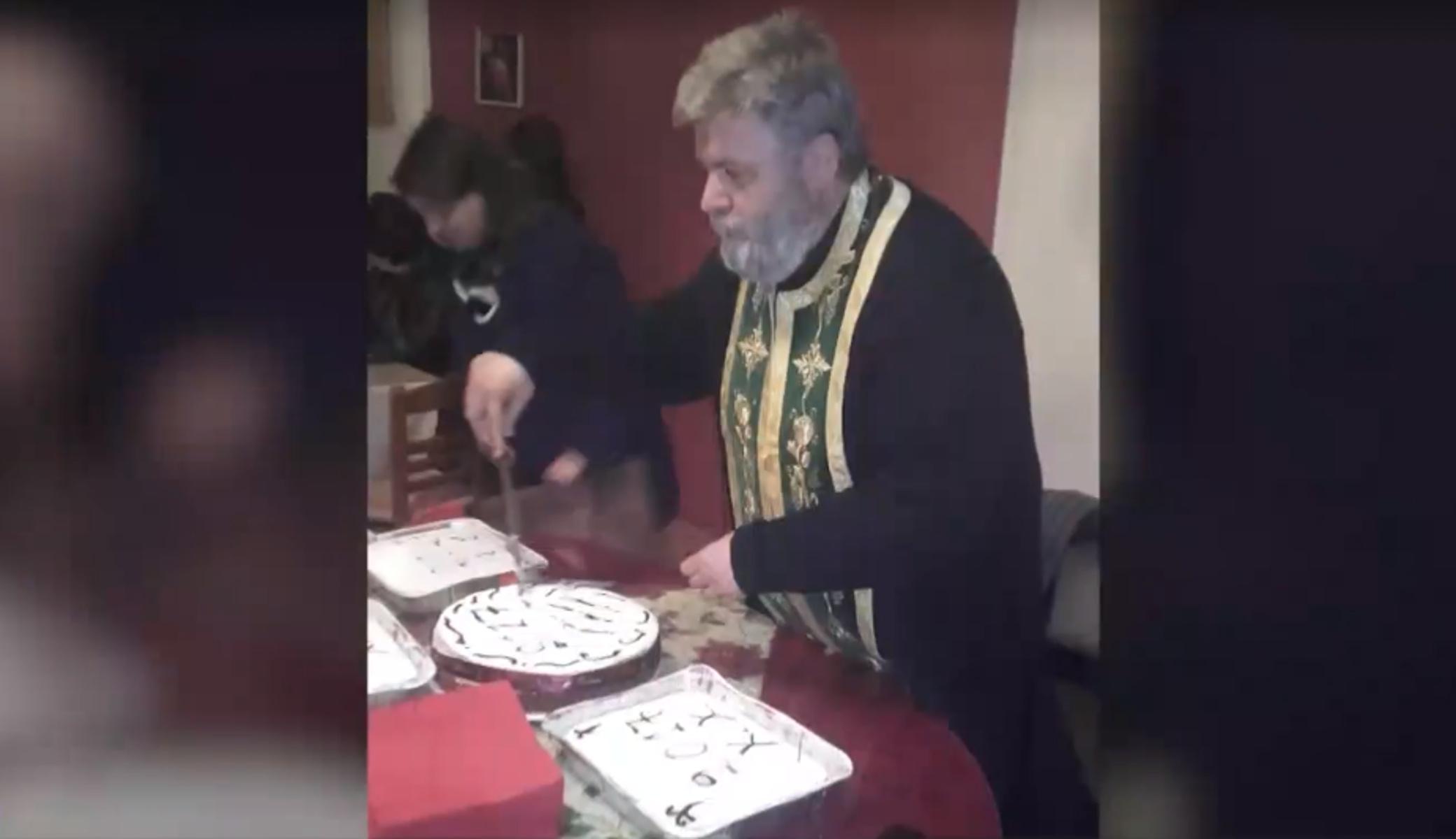 Κορονοϊός: Αγωνία για τον ιερέα της Αλιάρτου – Δίνει μεγάλη μάχη στη ΜΕΘ