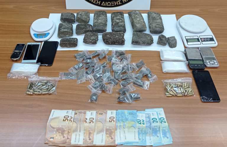 Διακινούσαν ναρκωτικά στα Εξάρχεια – Τα ταξίδια των dealers στα σύνορα