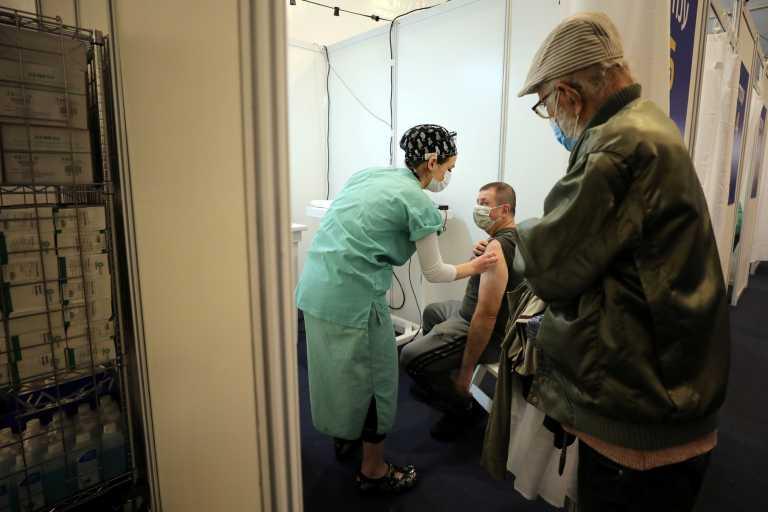 Ισραήλ: Άρχισε ο εμβολιασμός των κρατουμένων στις φυλακές