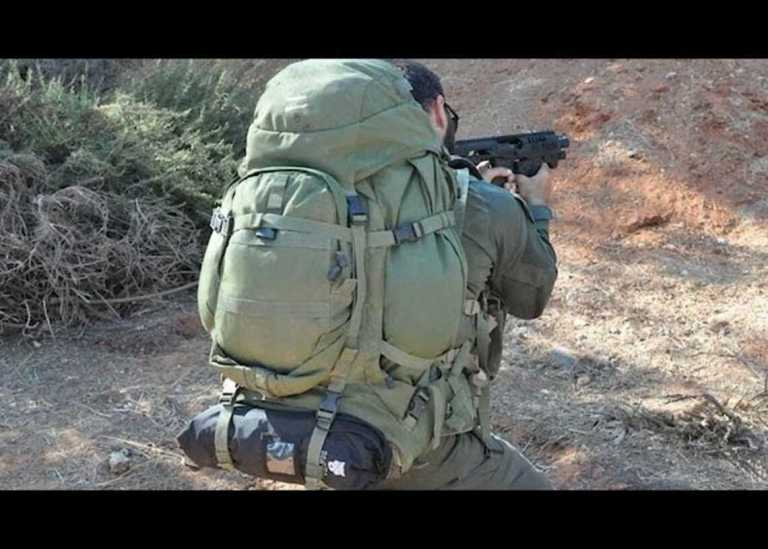 """Εντυπωσιακά πλάνα – Το νέο ισραηλινό σύστημα καμουφλάζ που κάνει τους στρατιώτες """"αόρατους""""! [vid]"""