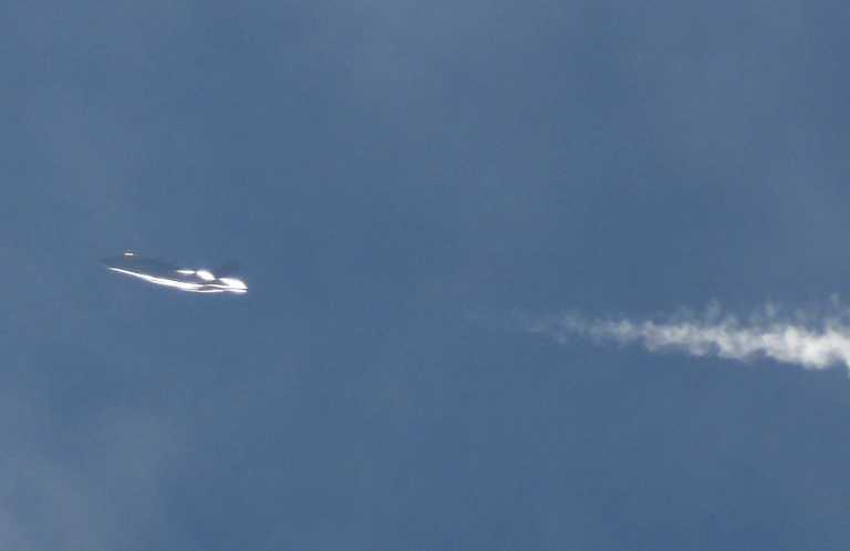 Το stealth μαχητικό F-35 του Ισραήλ δεν ήταν τόσο... αόρατο - Το