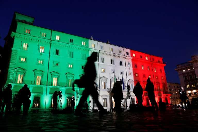 Κορονοϊός: 12.415 νέα κρούσματα στην Ιταλία και 377 νεκροί