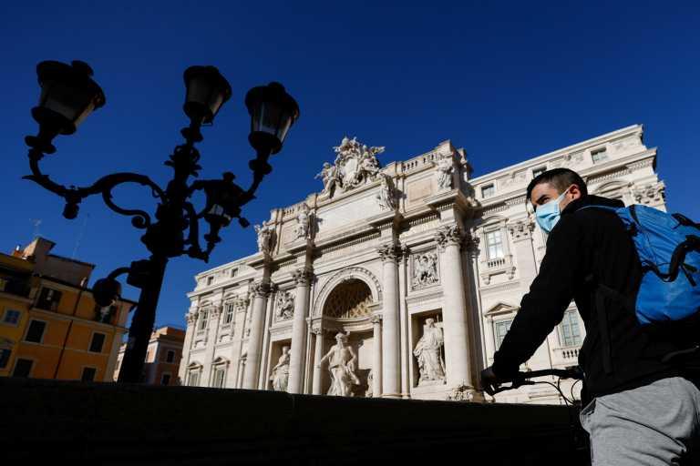 Ιταλία – Κορονοϊός: Καλπάζουν τα κρούσματα – 19.886 νέες μολύνσεις και 308 νεκροί