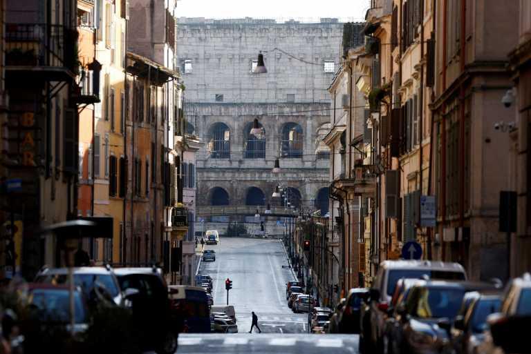 Ιταλία – Κορονοϊός: 16.310 νέα κρούσματα και 475 θάνατοι