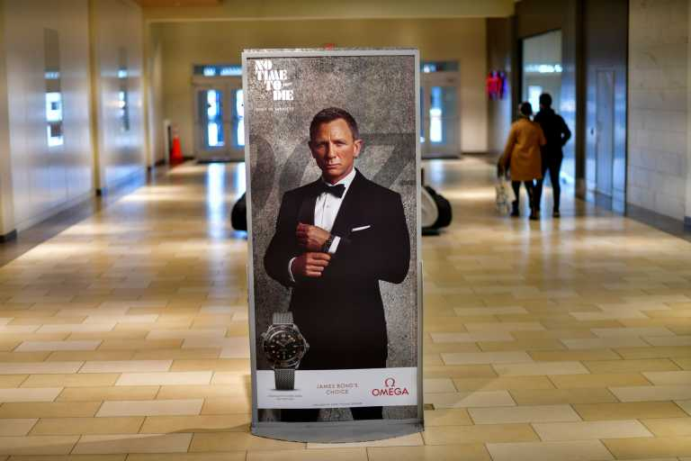 No Time To Die: Ακόμα μία αναβολή για την ταινία του Τζέιμς Μποντ (vid)