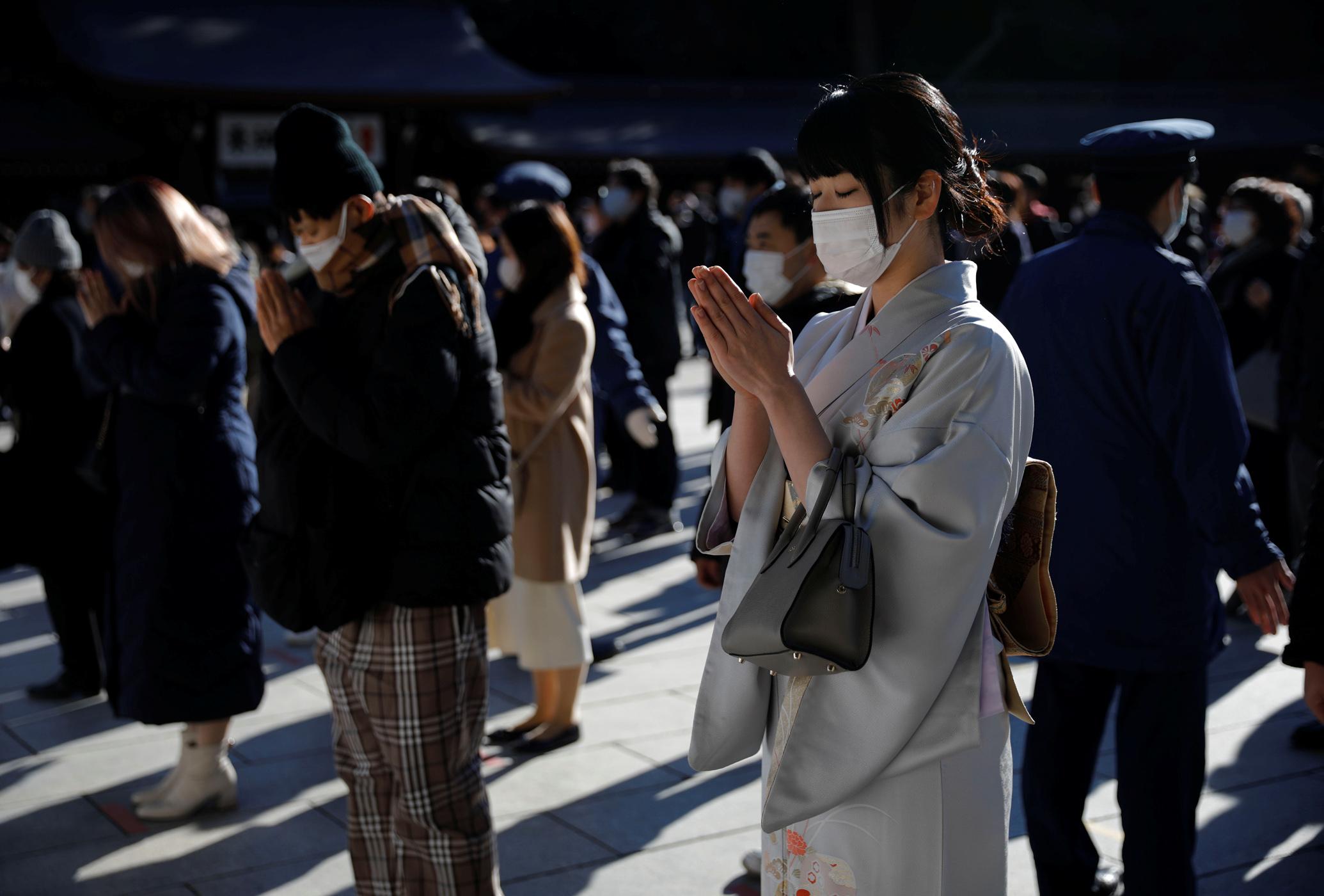 Ιαπωνία: Σε κατάσταση έκτακτης ανάγκης το Τόκιο μετά την αναζωπύρωση των κρουσμάτων