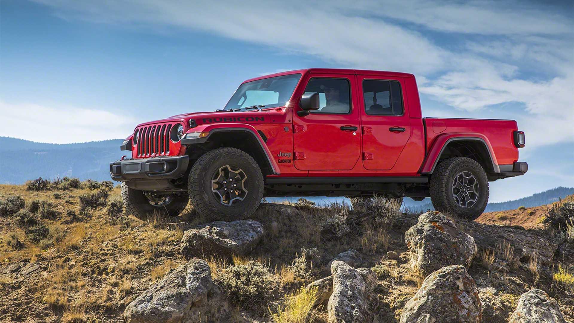 Jeep Gladiator, από τον Απρίλιο και στην Ελλάδα