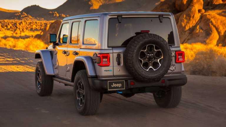Πότε έρχεται στην Ευρώπη το υβριδικό Jeep Wrangler 4xe;