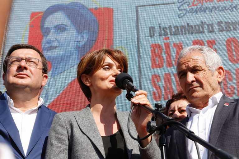 Καφταντσίογλου: Αυτή είναι η γυναίκα που ο Ερντογάν «καίγεται» να δει στη φυλακή