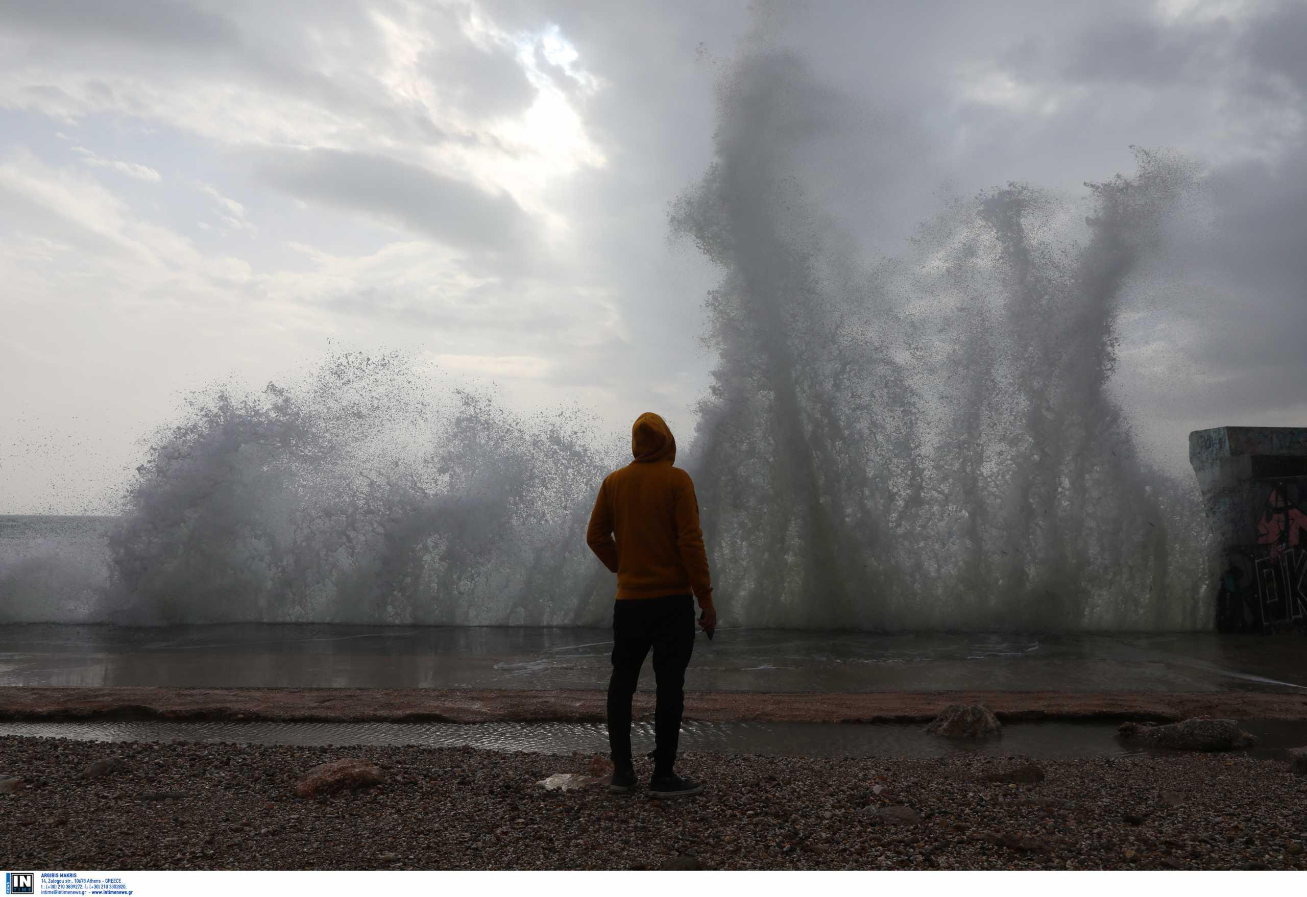 Καιρός – meteo: Έρχεται ψυχρή σιβηρική εισβολή από την Κυριακή