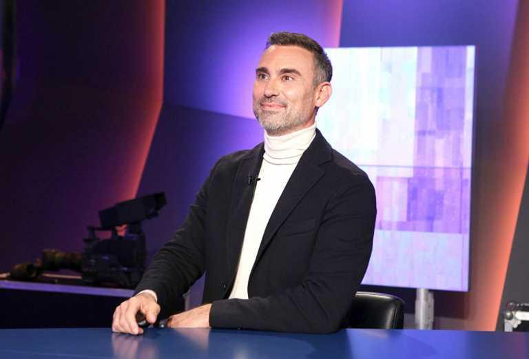 Γιώργος Καπουτζίδης: Η σεξουαλική παρενόχληση και η καινούργια τηλεοπτική σειρά