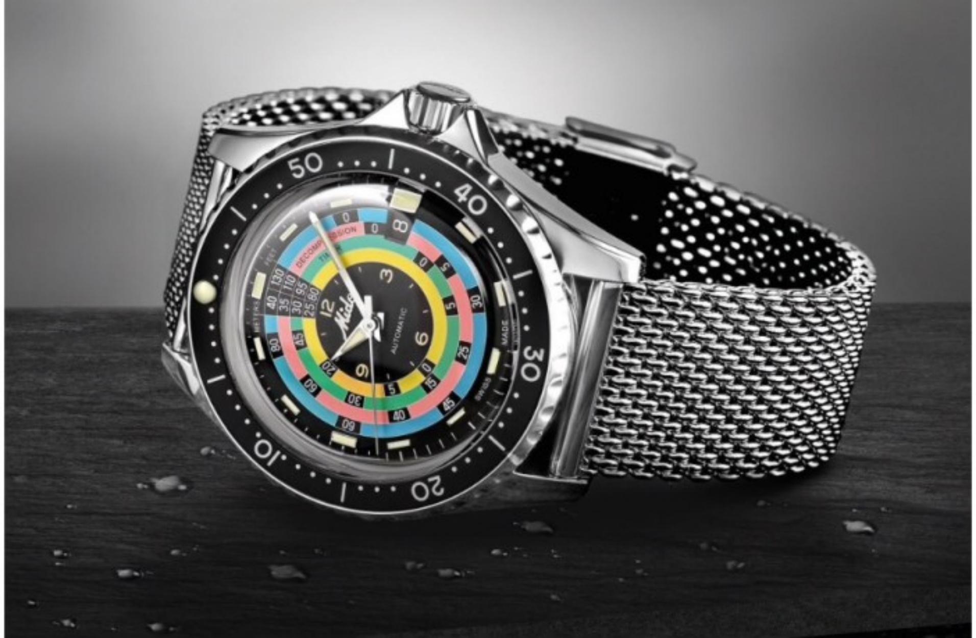 Ένα πολύ όμορφο και προσιτό καταδυτικό ρολόι από την Mido