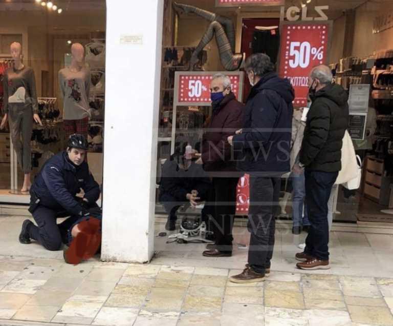 Κέρκυρα: Επιτέθηκε με γροθιές σε αστυνομικό που του ζήτησε να φορέσει μάσκα